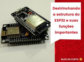 Diferenças entre o ESP8266 e ESP32