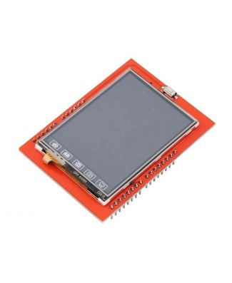 """Display TFT 2,4"""" - Touch Screen - Shield"""
