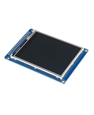 """Display TFT 3,2"""" - Touch Screen - Raspberry"""