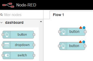 As ferramentas presente em Dashboard serão exibidas no layout do aplicativo,