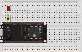 A análise de hall será realizada por meio do chip do módulo WI-FI.