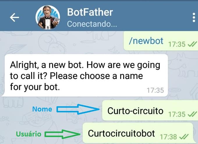 Os chatbots particulares serão compostos por uma IA programável, que irá auxiliar no desenvolvimento de projetos automatizados.