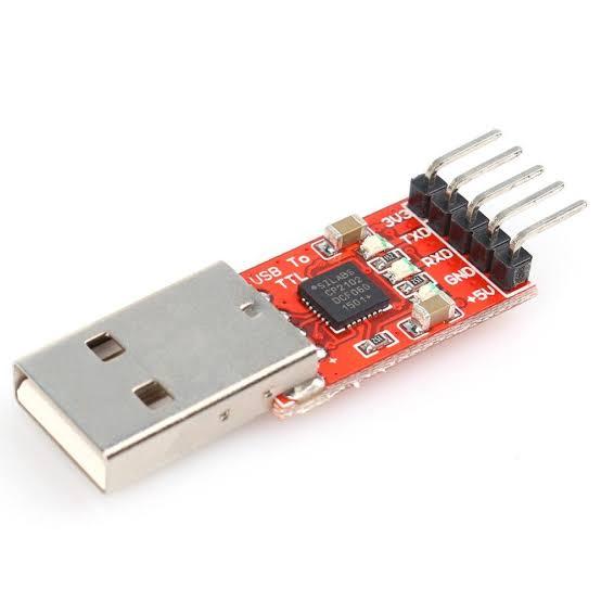 Figura 26- Conversor USB/Serial-UART-CP2102