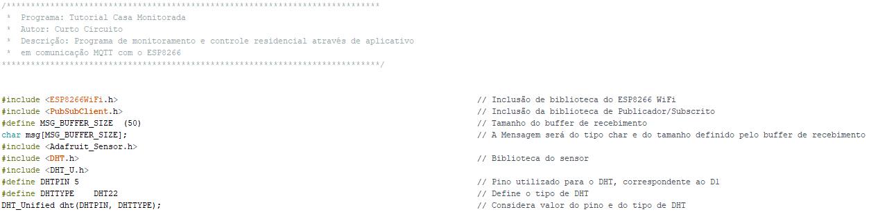 Programação 1