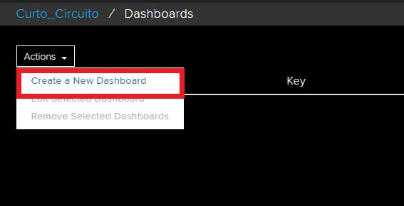 como criar um dashboard adafruit.io