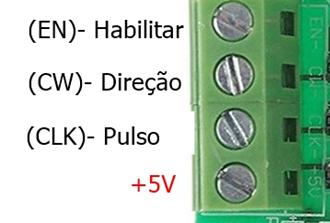 controle lógico TB6600