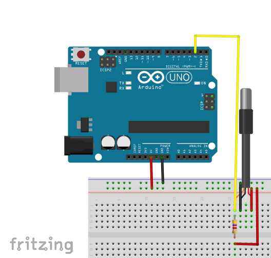 sensor de temperatura arduino